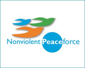 logo for Nonviolent Peace Force